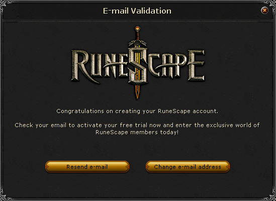 runescape how to delete character