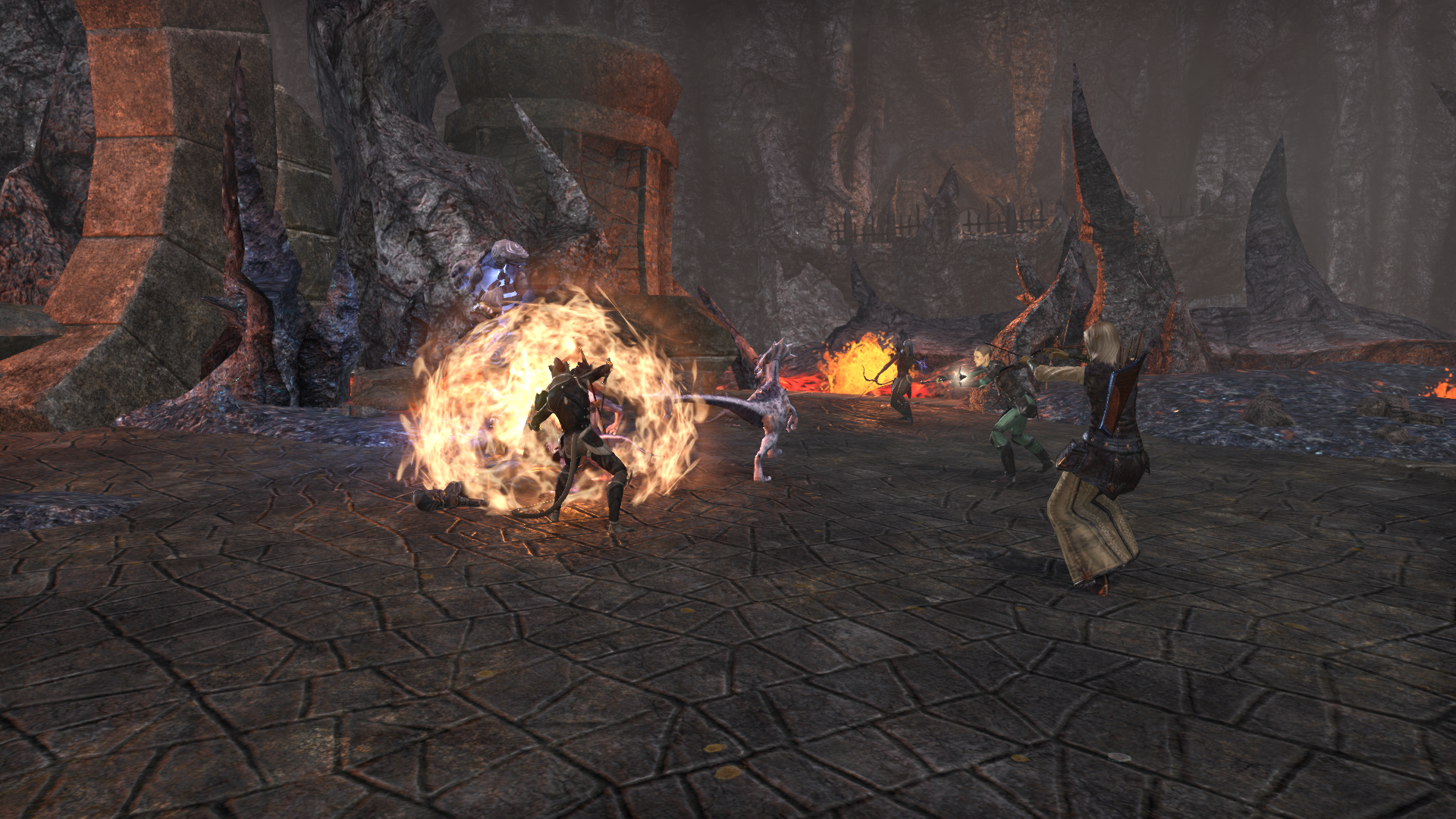Elder Scrolls Online Fall Through World And Get Banned MMO Fallout