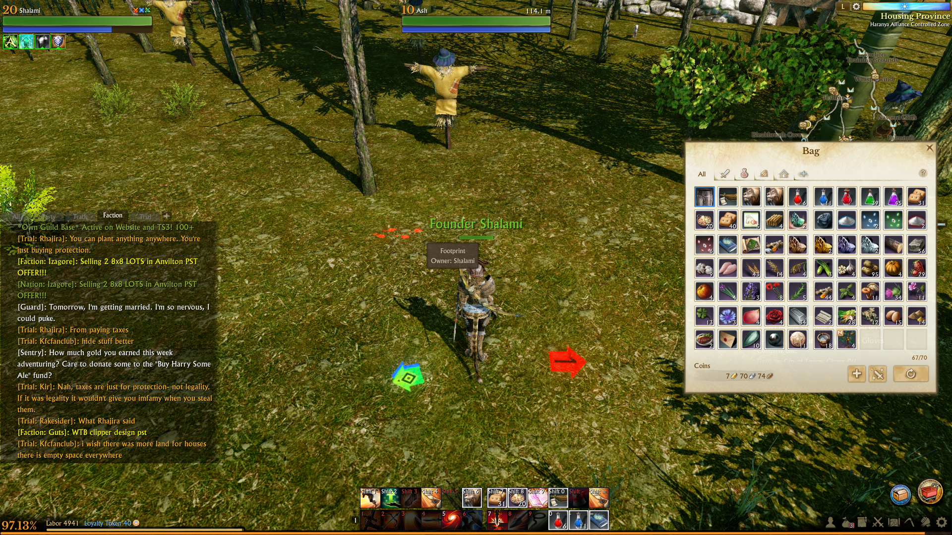 ArcheAge(JP) Launching on 23rd July with P2P Model - 2P.com - ArcheAge ...
