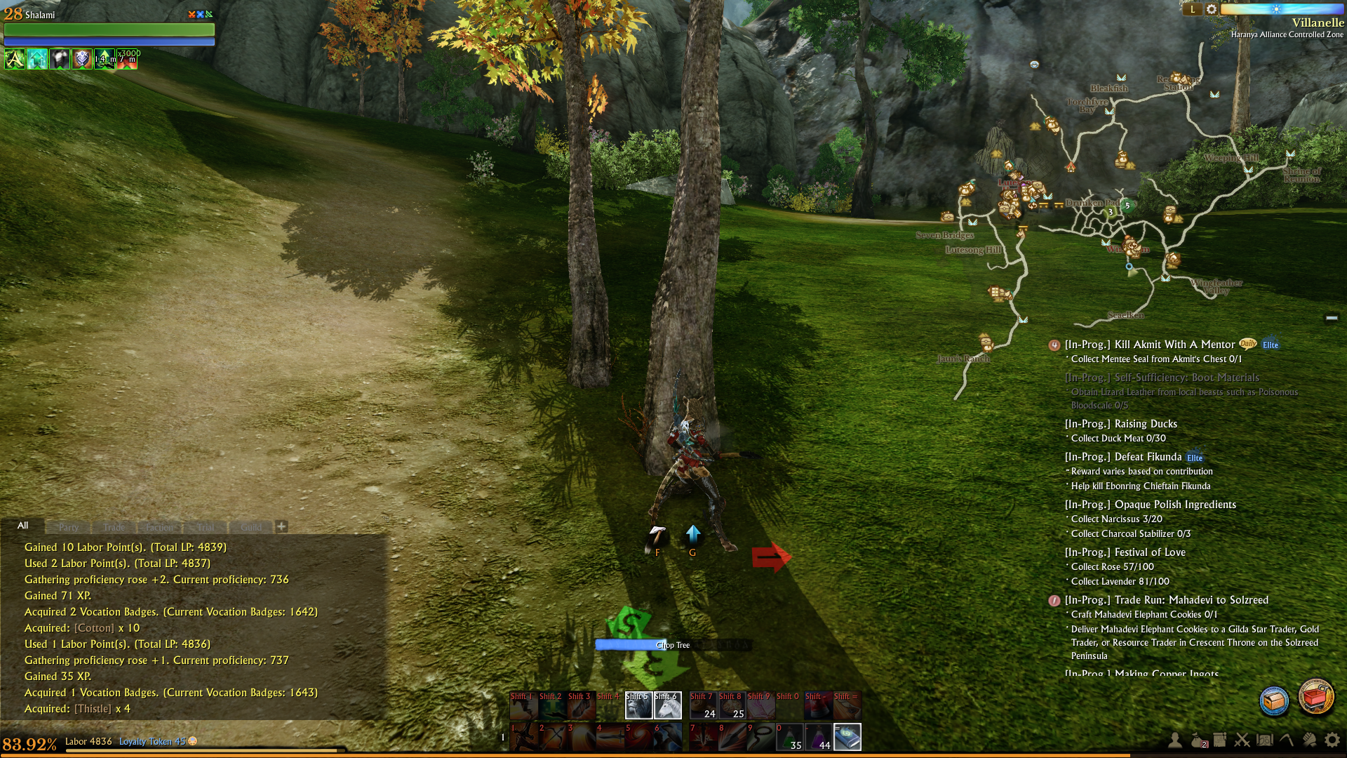 ArcheAge] Trion Worlds Unveils Non-Traditional Server Mergers ...