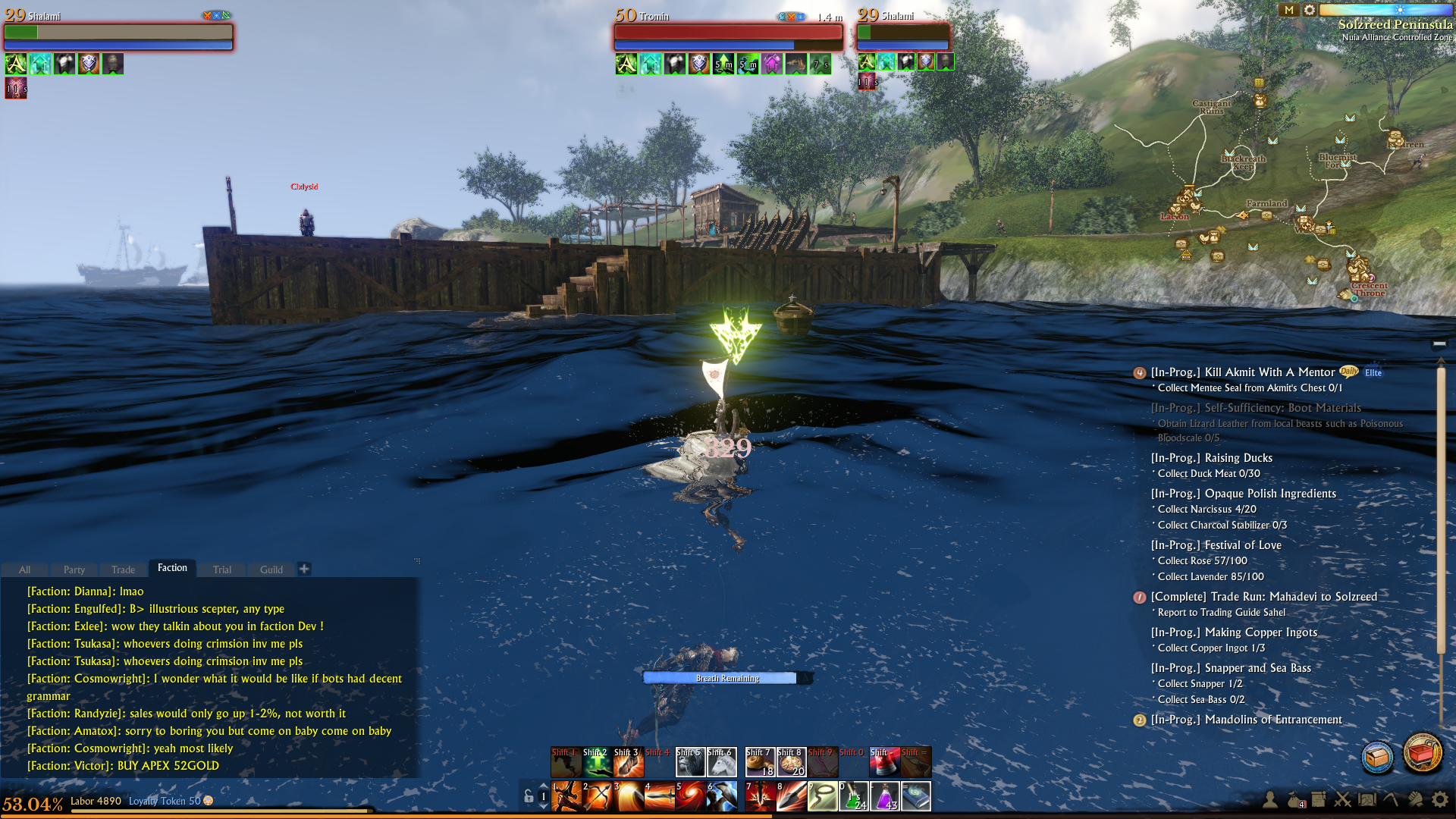 Trion Worlds Details ArcheAge Downtime Compensation | MMO Fallout