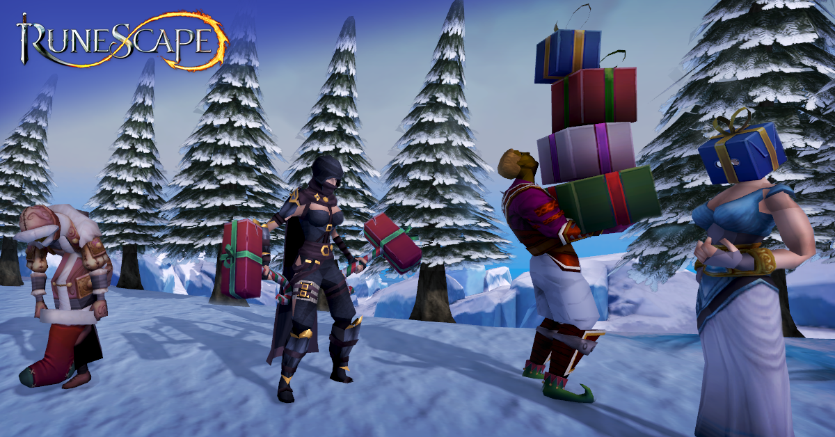 Runescape Christmas 2021 Runescape Ios Closed Beta Starts This Month Mmo Fallout